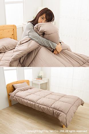 撮影サンプル - 寝具店