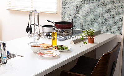 キッチンスタジオ食品撮影サンプル画像